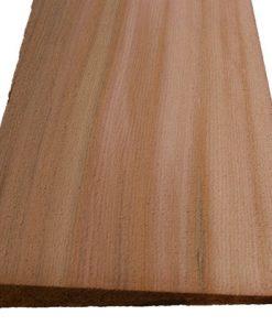 Potdeksel Zweeds rabat Western Red Cedar No.2 Clear and Better 6/18x130 mm