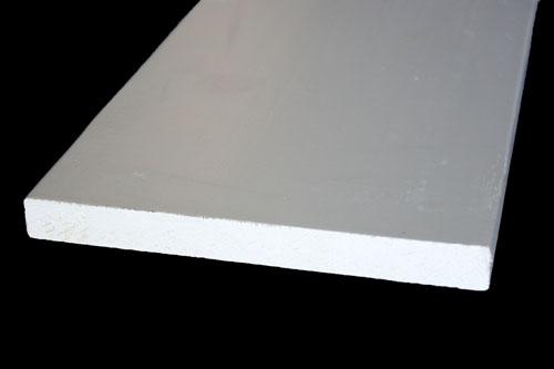 Boeideel red cedar wit grijs