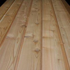 Channelsiding Western Red Cedar stk