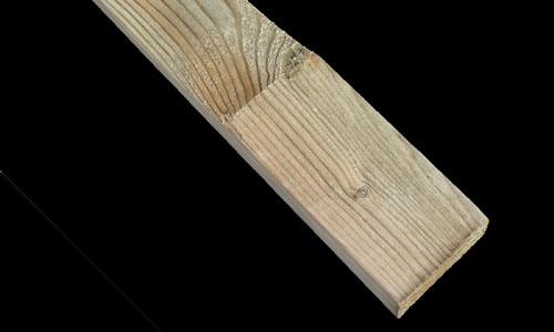 Geventileerd achterhout