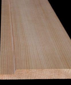 channelsiding Western Red Cedar tcb 18x130 mm
