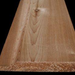 Western Red Cedar halfhoutrabat stk