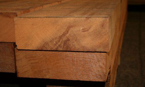 Western Red Cedar No2. Clear and Better massief 100 x 250 mm Cedarland