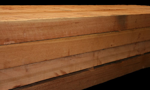 Western Red Cedar massief pakket