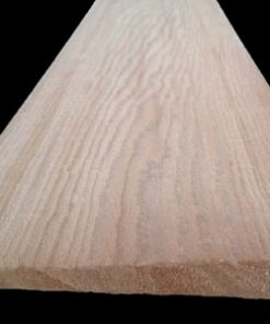 Potdeksel Zweeds rabat Western Red Cedar No.2 Clear and Better 6/18x130 mm